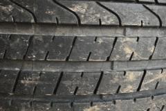 Severe Cracking - Pirelli - Replace ASAP!