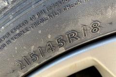 Cosmetic Tire Cracks - Keep an Eye