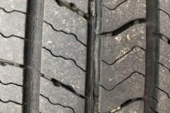 Michelin Tread Cracking - Cosmetic