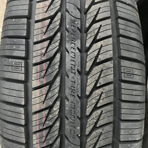 General Altimax RT43 New Tire Siping
