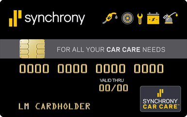special financing with synchrony-car-care-card