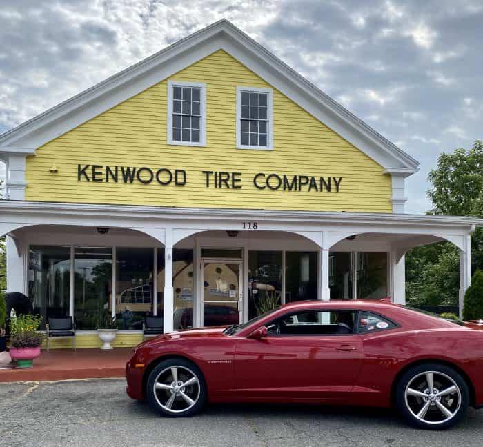 spencer's tire shop