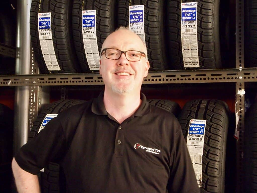 picture of Spencer Carruthers Owner of Kenwood Tire